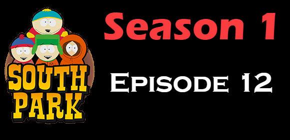 South Park Season 1 Episode 12 TV Series