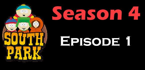 South Park Season 4 Episode 1 TV Series