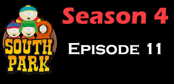 South Park Season 4 Episode 11 TV Series