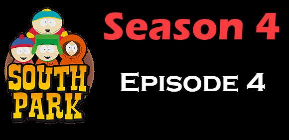 South Park Season 4 Episode 4 TV Series