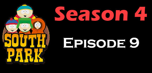 South Park Season 4 Episode 9 TV Series