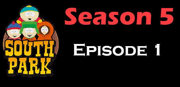 South Park Season 5 Episode 1 TV Series