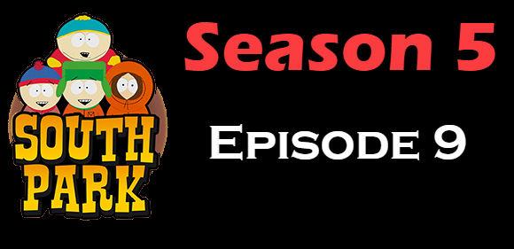 South Park Season 5 Episode 9 TV Series