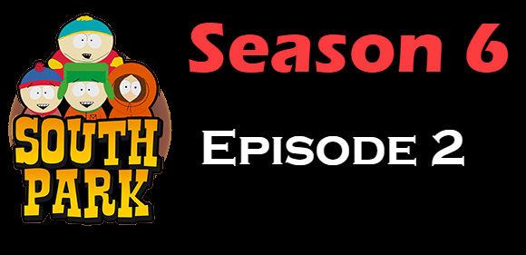 South Park Season 6 Episode 2 TV Series