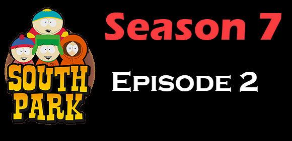 South Park Season 7 Episode 2 TV Series