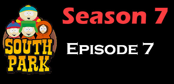 South Park Season 7 Episode 7 TV Series