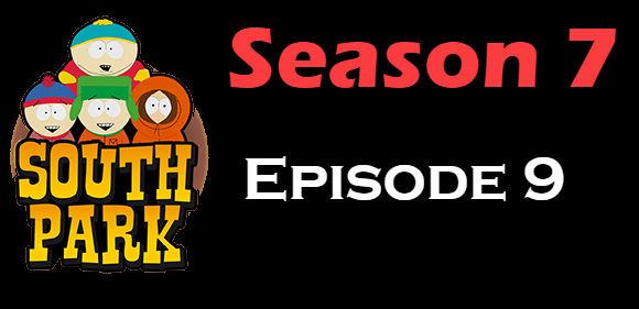 South Park Season 7 Episode 9 TV Series