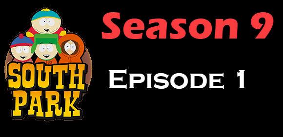 South Park Season 9 Episode 1 TV Series