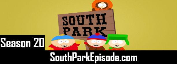 South Park Season 20 Episodes Watch Online TV Series